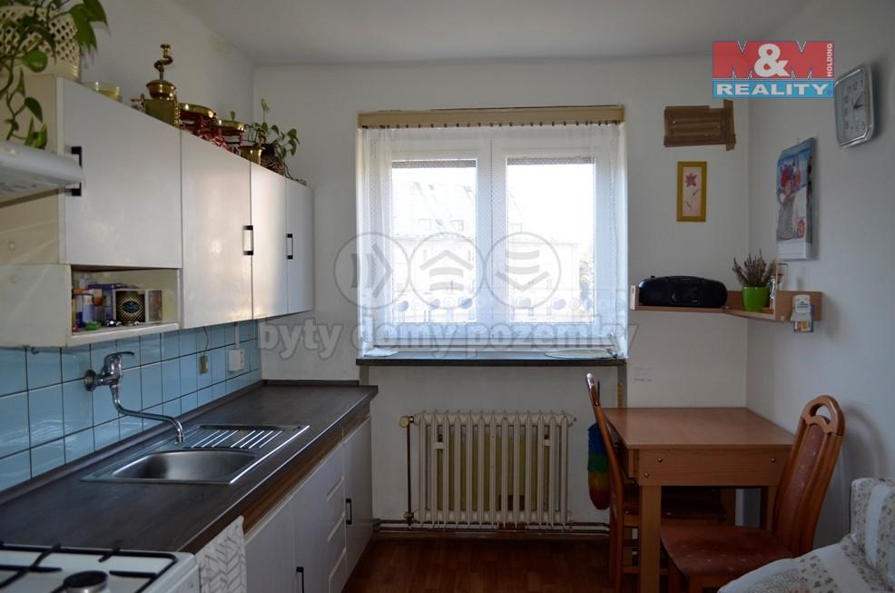 Prodej, byt 2+1, 66 m2, Šumperk, ul. Vančurova