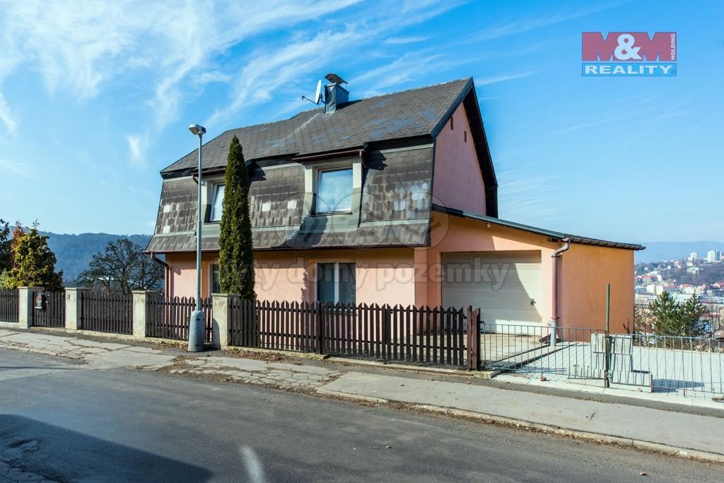 Prodej, rodinný dům 4+2, Ústí nad Labem, ul. Jeseninova