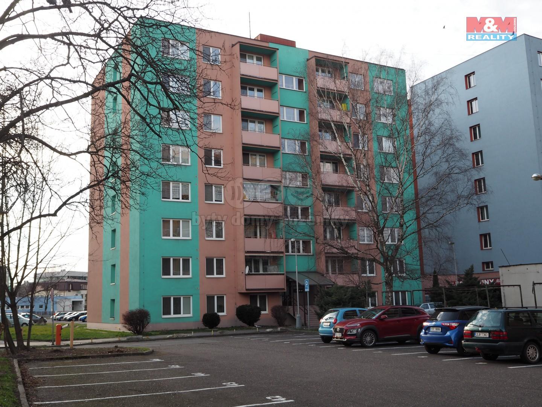 Prodej, byt 1+kk, 25 m2, ul. U Parku, Ostrava