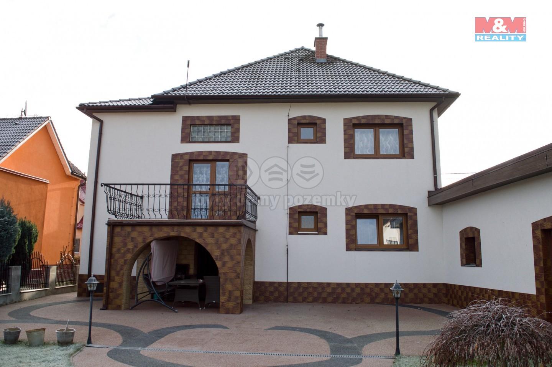 Prodej, rodinný dům 5+1, Valašské Meziříčí