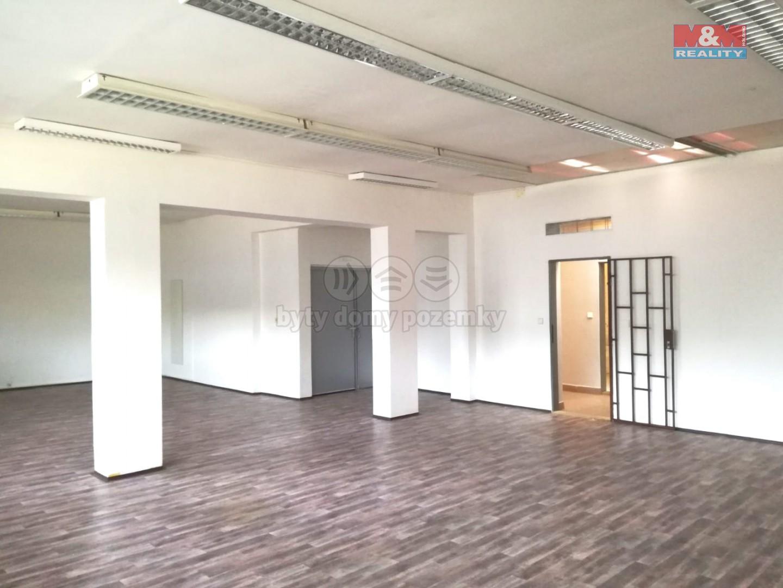 (Pronájem, komerční prostor, 185 m2, Havířov, ul. Těšínská)