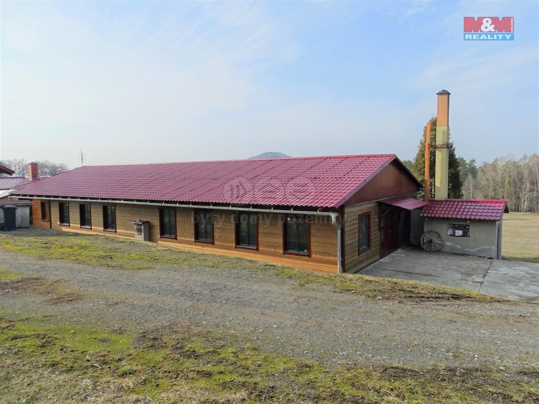 hala (Pronájem, výrobní prostor, 192 m2, Provodín)