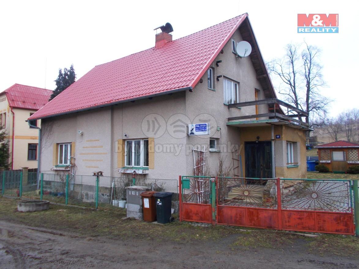 Prodej, rodinný dům, Mikulášovice