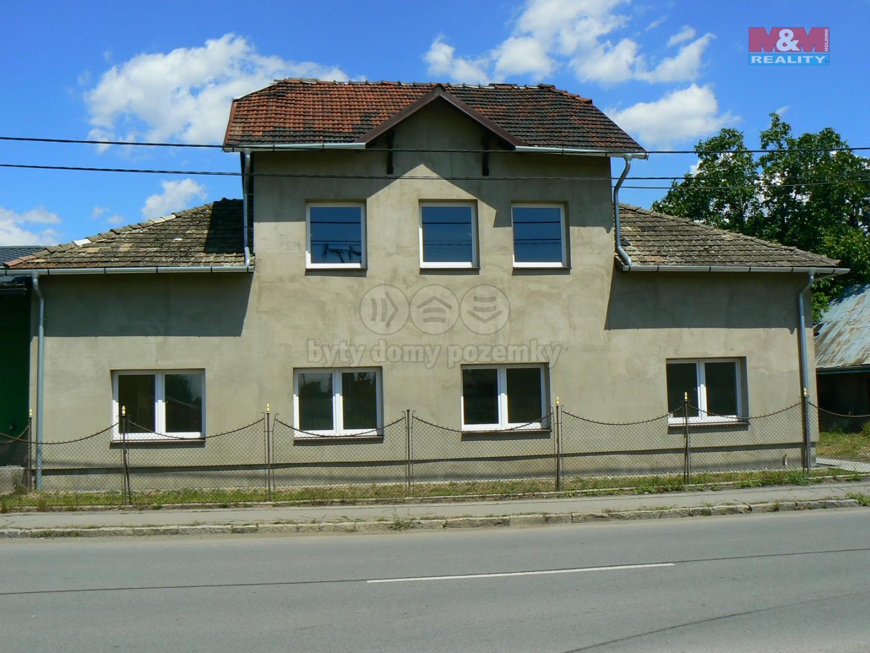 Prodej, rodinný dům 6+1, 650 m2, Suchdol nad Odrou