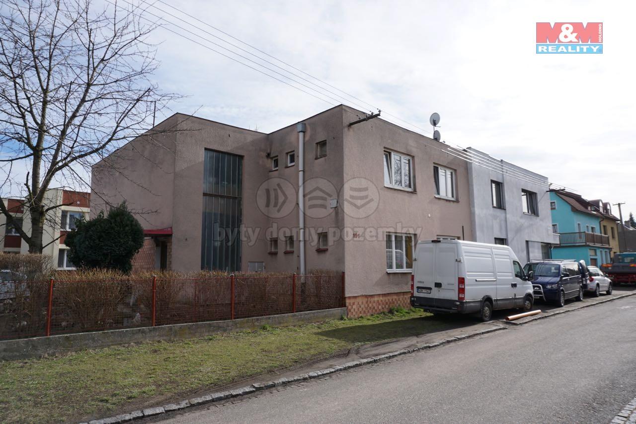 Prodej, rodinný dům 6+2, 488 m2, Pardubice - Studánka
