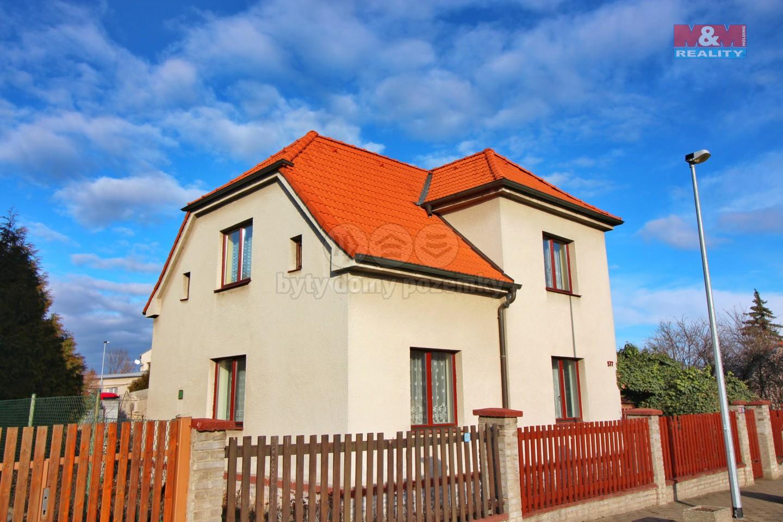 Prodej, rodinný dům 4+1, 116 m2, Praha 8 - Ďáblice