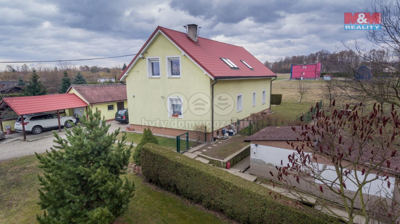 Prodej, rodinný dům, Dolní Lutyně, ul. Písečná