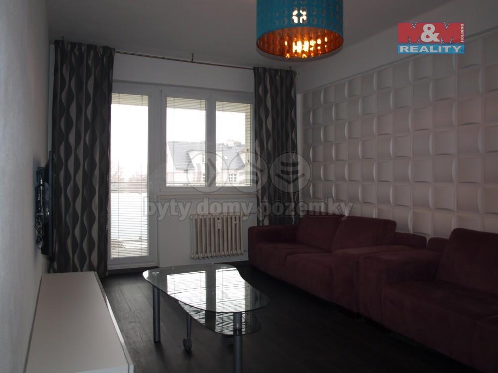 Pronájem, byt 2+1, Plzeň, ul. Plzenecká