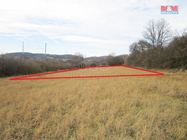 Prodej, orná půda, 2251 m2, Kuřim u zahrádkářské oblasti