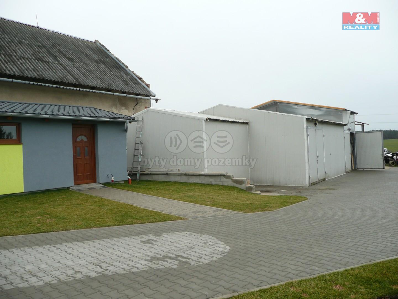 Prodej, výrobní hala, 140 m2, Bítouchov u Mladé Boleslavi