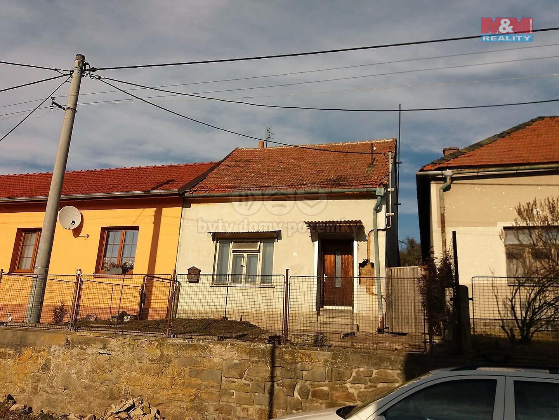 Prodej, rodinný dům, 62 m2, Ježkovice