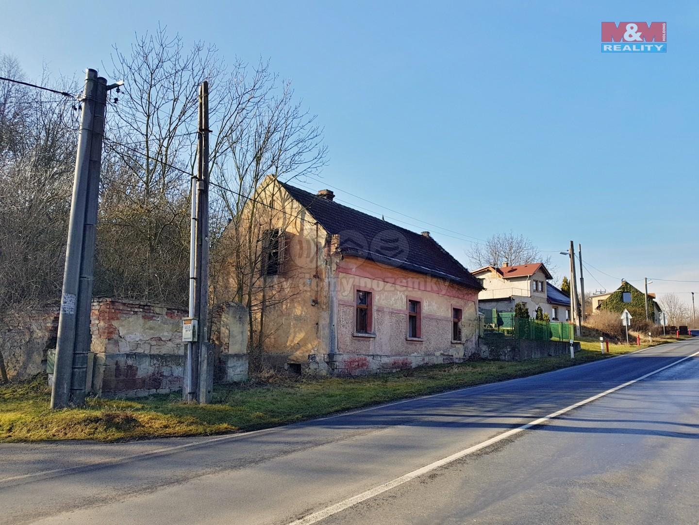 Stavební pozemek Bakov (Prodej, stavební parcela, Beřovice - Bakov, okr. Kladno), foto 1/9