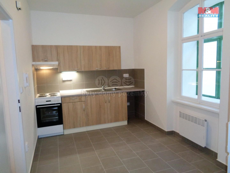 Pronájem, byt 1+1, 45 m2, Dobruška