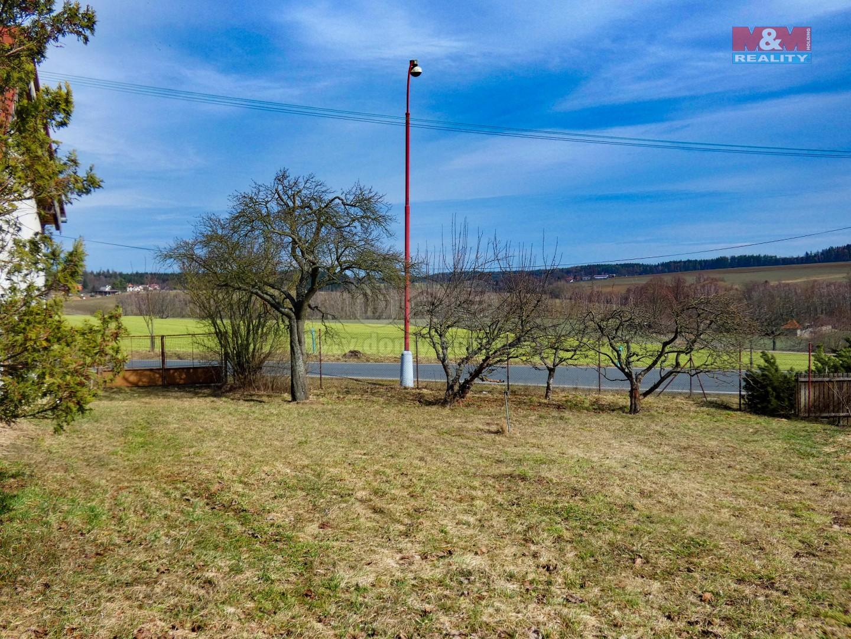 (Prodej, pozemek, 1111 m2, Bohdaneč), foto 1/8