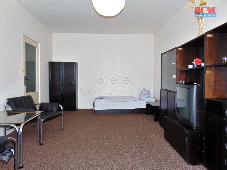 Pronájem, byt 1+1, 40 m2, Ústí nad Labem, ul. Sociální péče
