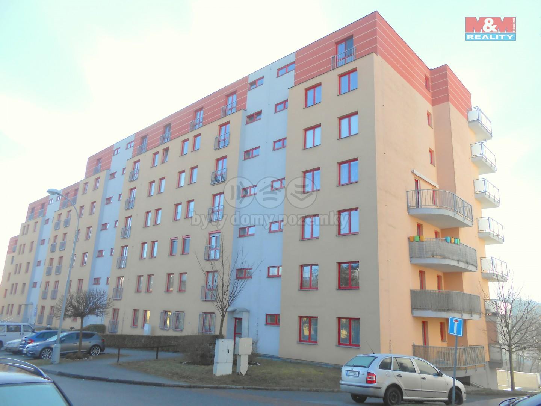 Pronájem, byt 1+kk s balkonem, 50 m2, Plzeň, ul.Waltrova