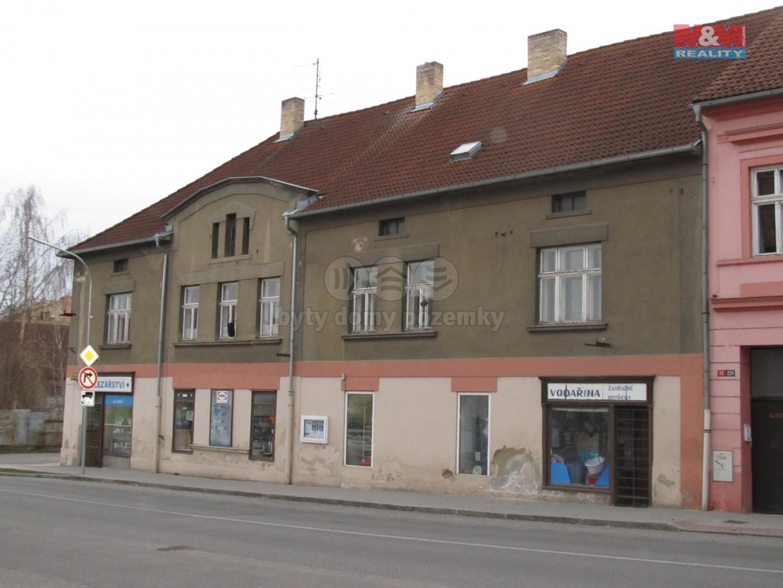 Dům (Prodej, rodinný dům, Protivín, ul. Fučíkova), foto 1/28