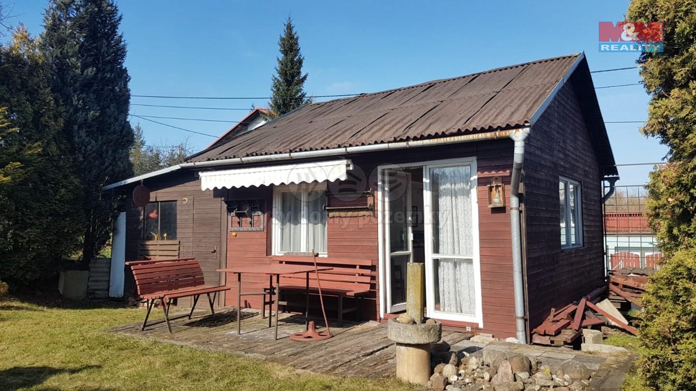 Prodej, chata, 29 m2, Ostrava - Michálkovice, ul. Slunná