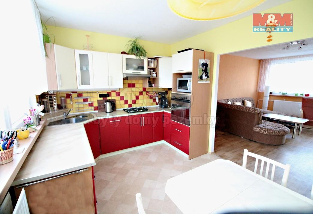 Kuchyně (Prodej, byt 4+1, 78 m2, OV, Nový Bor), foto 1/10