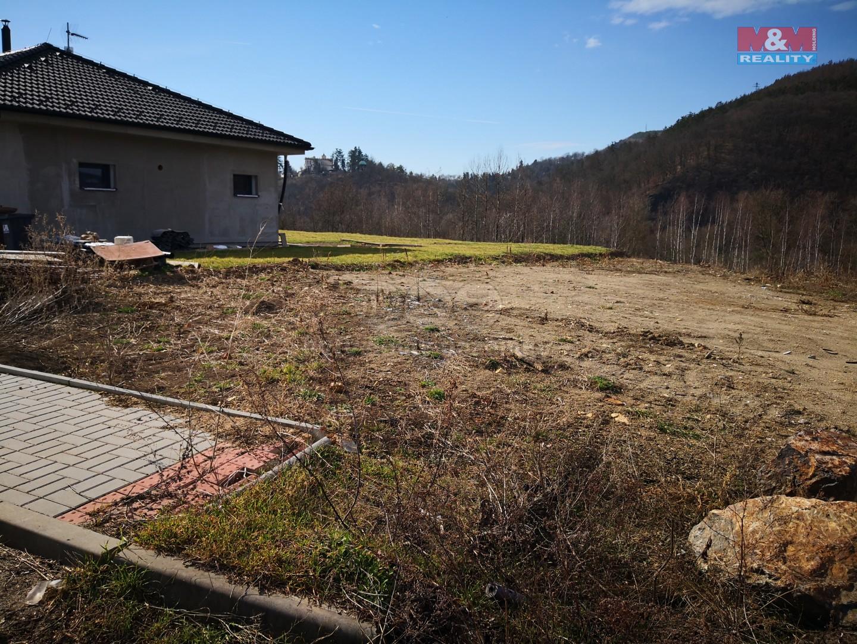 Prodej, stavební pozemek, 952 m2, Beroun, ul. Vojanova