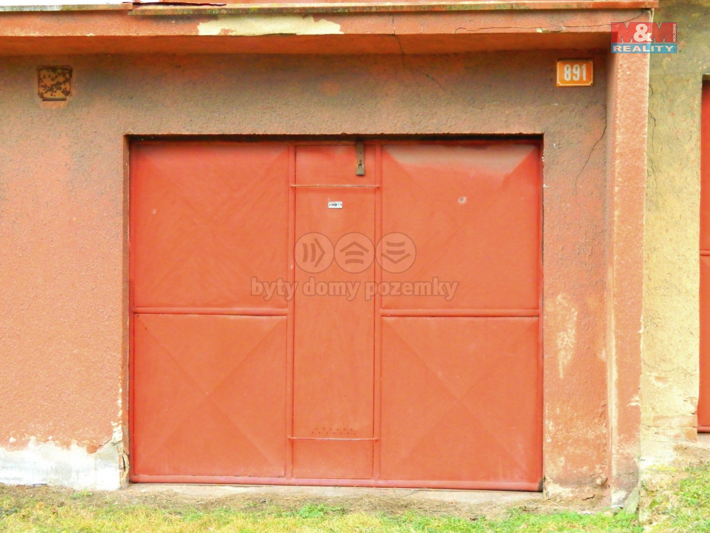 Prodej, garáž, 22 m2, Kladno, ul. Šulcova