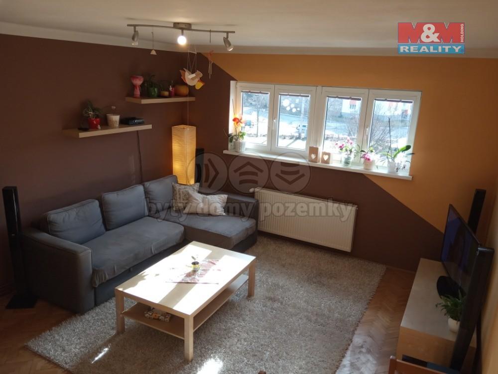Prodej, byt 2+1, Opava, ul. Vyhlídalova