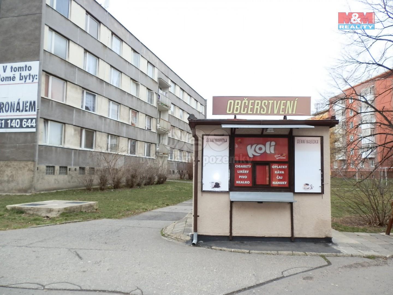 (Prodej, obchod a služby, 20 m2, OV, Chomutov, ul. Edisonova), foto 1/16