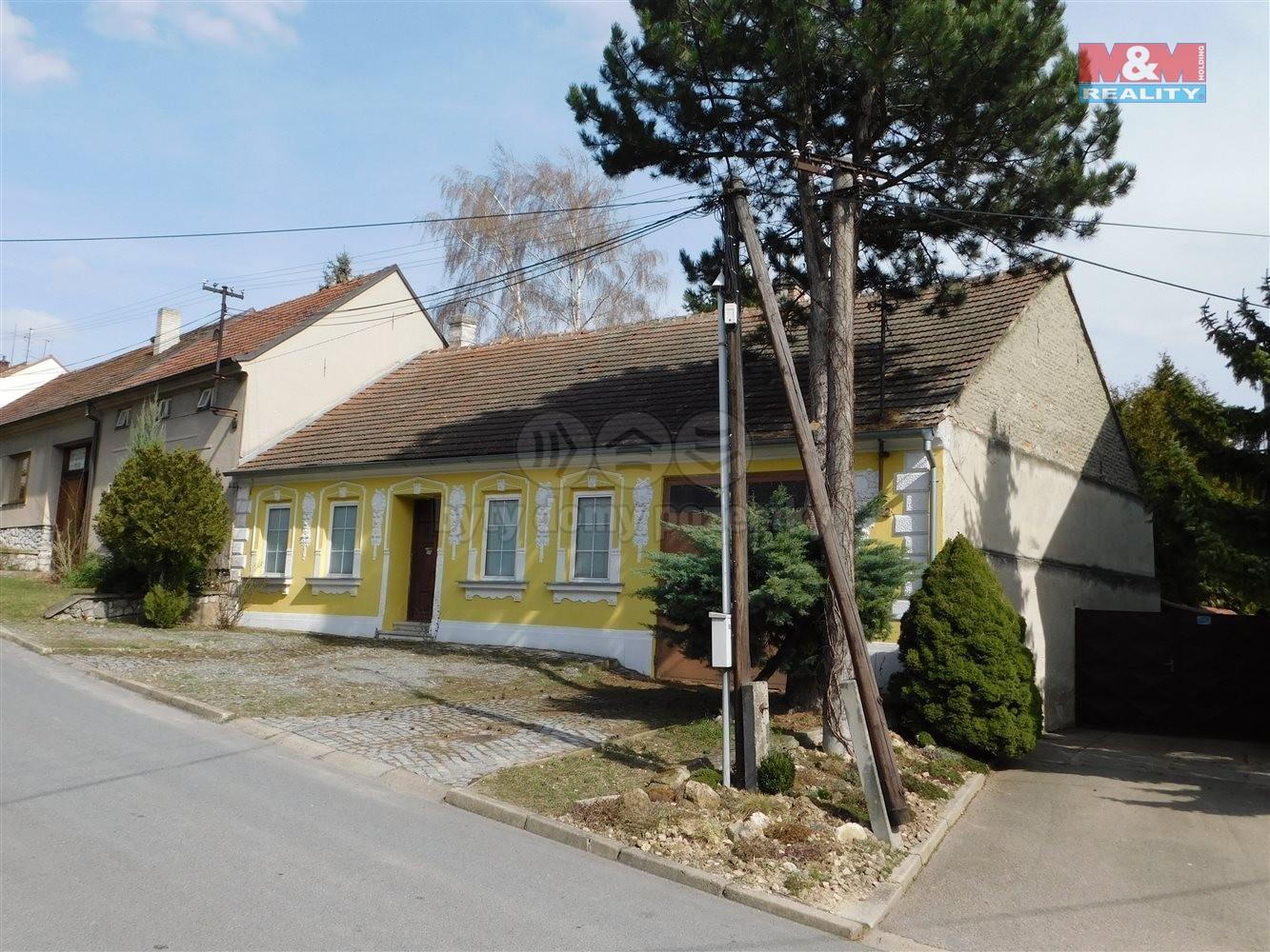 Prodej, rodinný dům, 1638 m2, Holubice