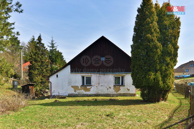 Prodej, chalupa, Nový Studenec, 986 m2, Ždírec nad Doubravou