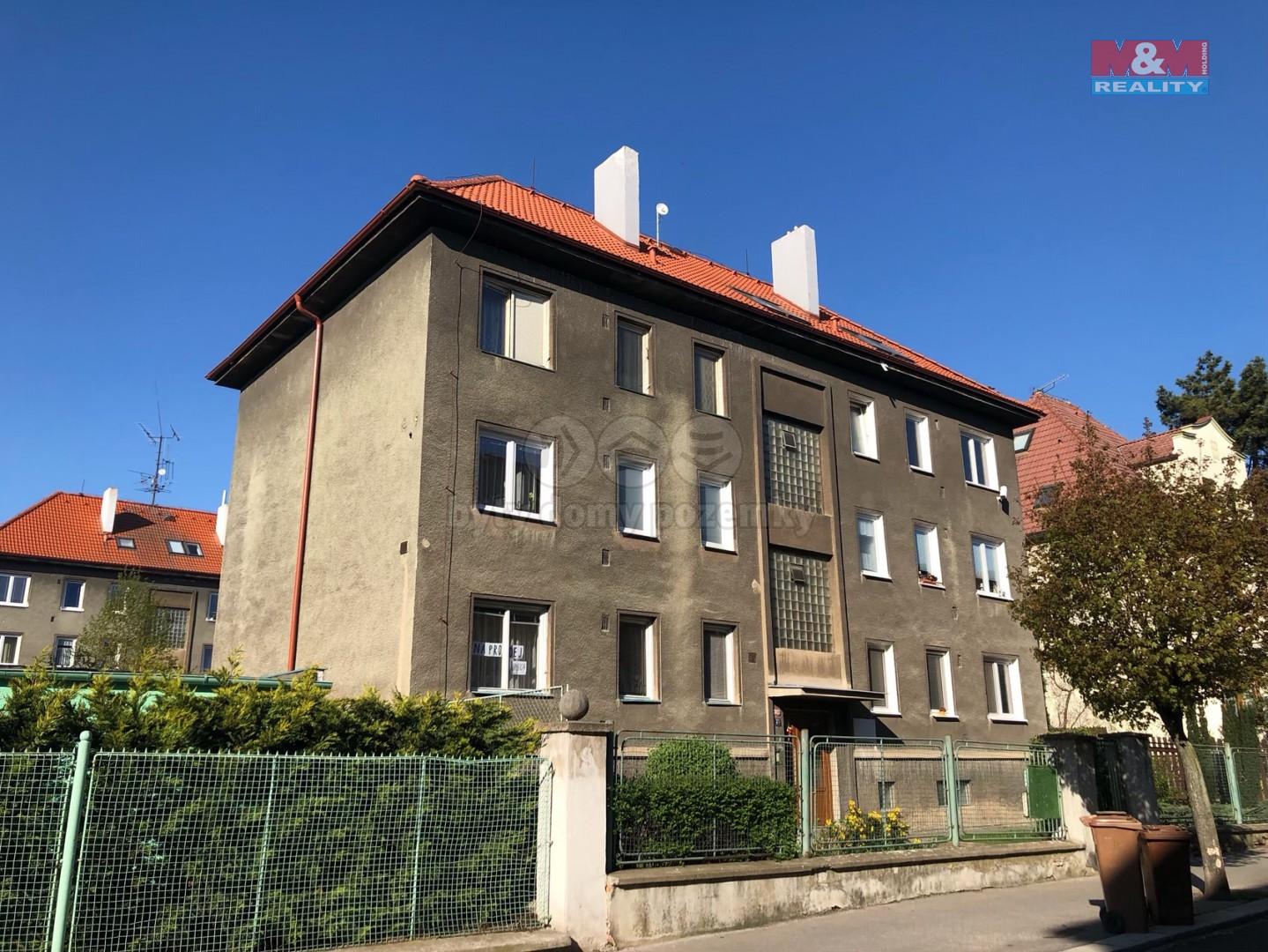 (Prodej, byt 3+1, 60 m2, OV, Chomutov, ul. Čechova), foto 1/12
