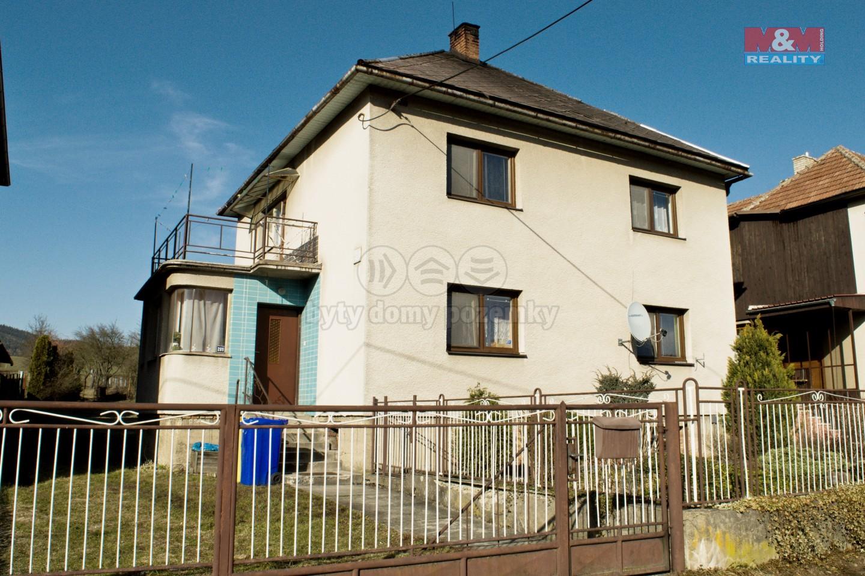 Prodej, rodinný dům 5+1, Újezd