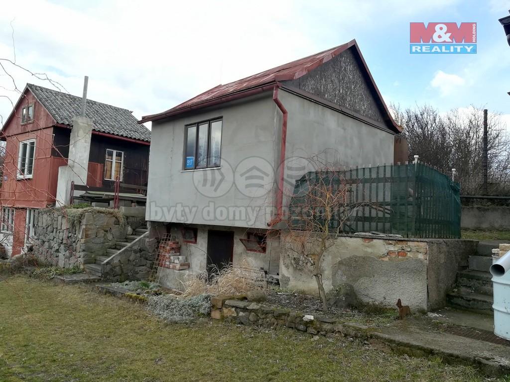 Prodej, chata, 365 m2, OV, Kadaň, Mikulovice u Vernéřova