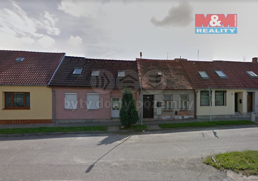 Prodej, rodinný dům, Jaroměřice nad Rokytnou