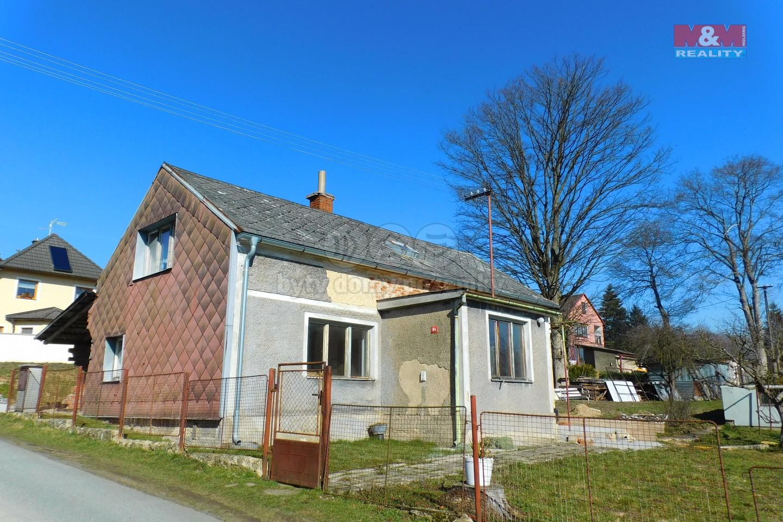 Prodej, rodinný dům, 5+kk, 892 m2, Halže, ul. Modřínová