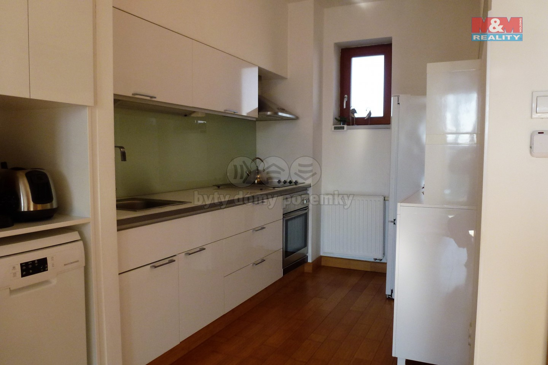 Pronájem, byt 2+kk, 45 m2, Jesenice u Prahy