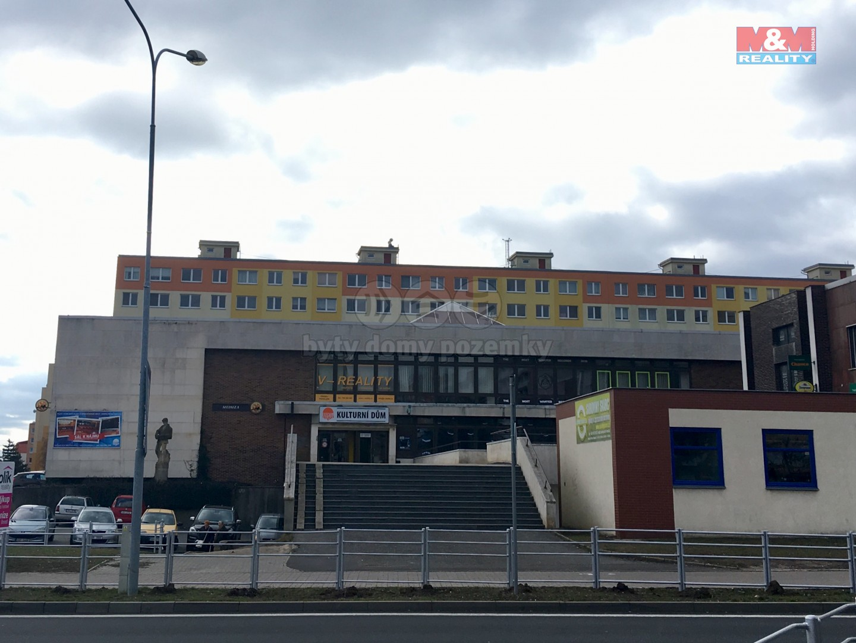 Kulturní dům Meduza (Pronájem, komerční prostor, 90 m2, Most, ul. Lipová)