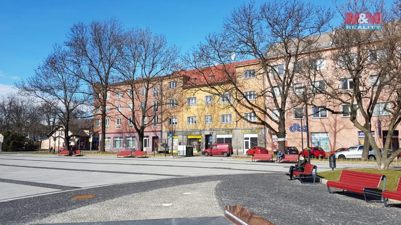 Pronájem, komerční prostor, 100 m2, Ostrava, Mariánské nám.