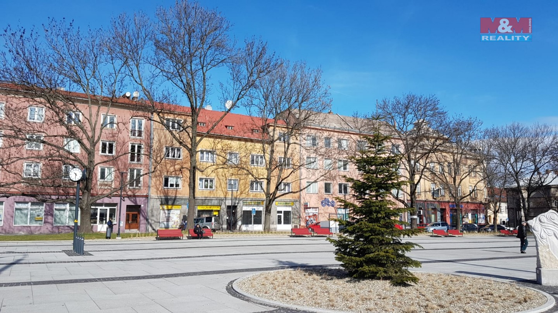 Pronájem, byt 2+1, 80 m2, Ostrava, ul. Mariánské náměstí