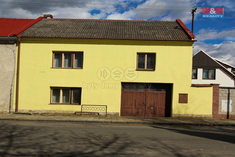 Prodej, rodinný dům, 554 m2, Liboš