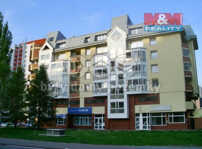 Pronájem, byt 3+1, 97 m2, Moravská Ostrava, ul. 30. dubna