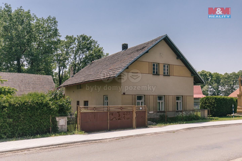 (Prodej, rodinný dům 3+1, 1589 m2, Moravany - Čeradice), foto 1/22