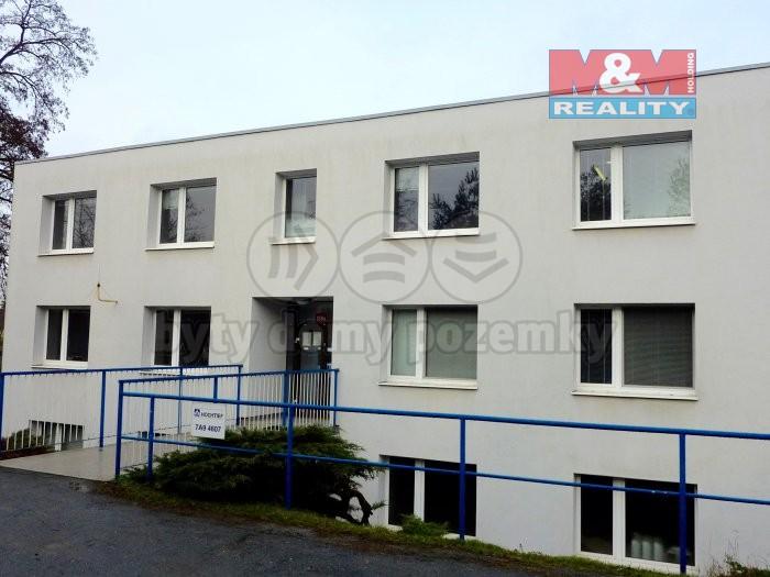 P1050261 (Pronájem, kancelářské prostory, 40 m2, Plzeň), foto 1/17