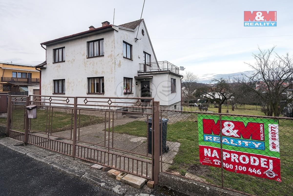 Prodej, rodinný dům 6+2, 233 m2, Brušperk, ul. Polní