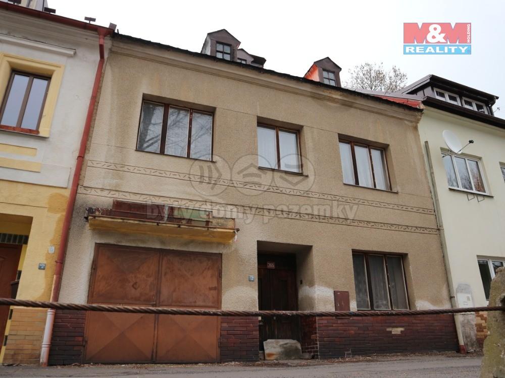 Prodej, rodinný dům, Jáchymov, ul. Palackého
