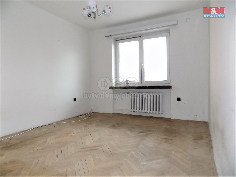 Ložnice (Prodej, byt 2+1, 70 m2, Praha 4 - Braník, ul. Novodvorská), foto 1/21