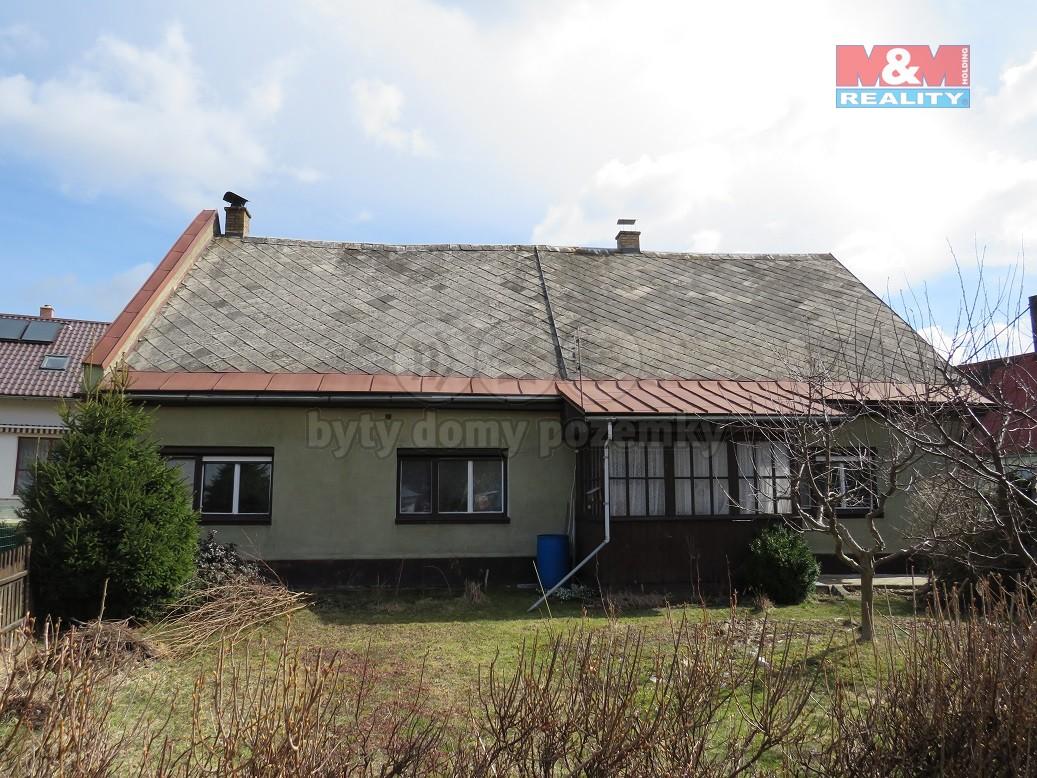 Prodej, rodinný dům 3+1, 120 m2, Ryžoviště