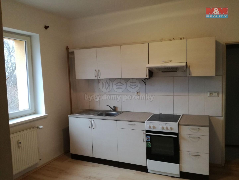 Pronájem, byt 1+1, 39 m2, Ostrava, ul. Kasární