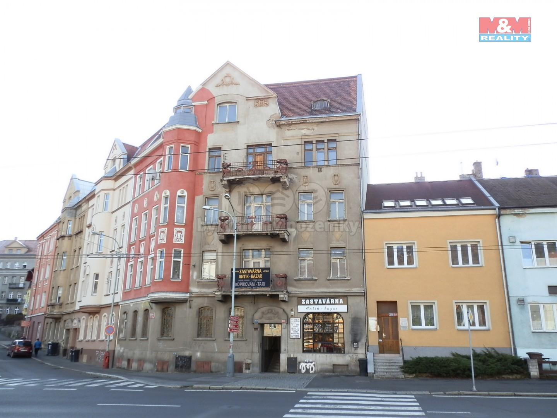 Prodej, rodinný dům, Ústí nad Labem, ul. Masarykova