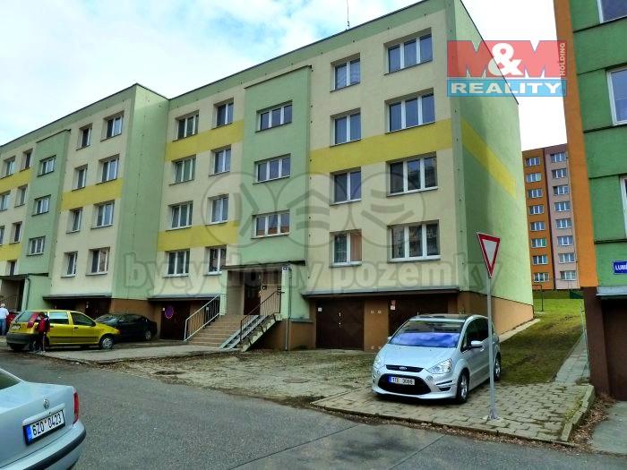 Pronájem, byt 1+1, Ostrava - Výškovice
