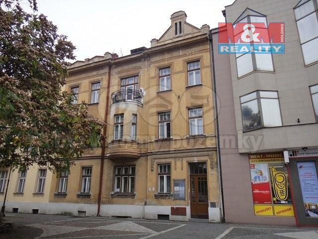Pronájem, byt 2+kk, 47 m2, Pardubice - centrum